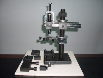 Common Rail Injector Stand